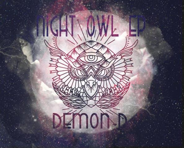 Demon-D - Night Owl EP Cover