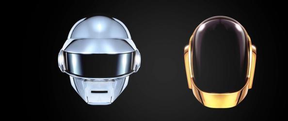banniere daft punk 2013 2 helmet