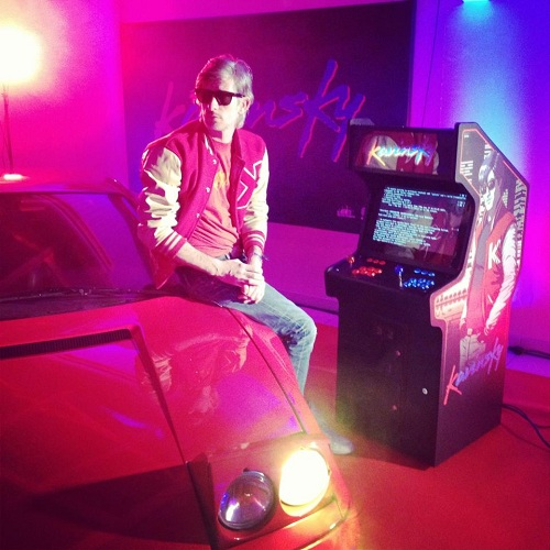 Kavinsky Out run album