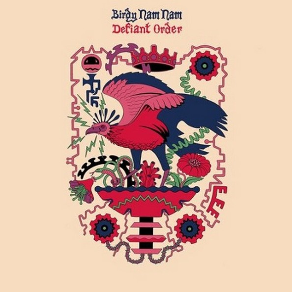 Birdy Nam Nam Defiant Order EP