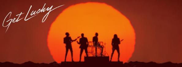 Daft Punk - Get Lucky Original track 2013 DaftPunk